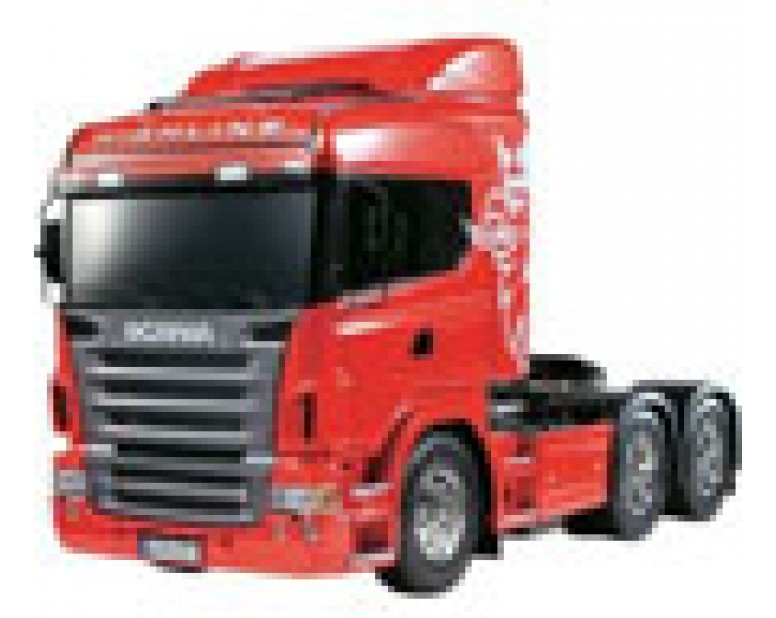 1/14 Truck Scania R620 (6x4 Highline)