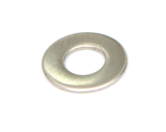 Stainless Steel Washer 3x6x0.5 (10)