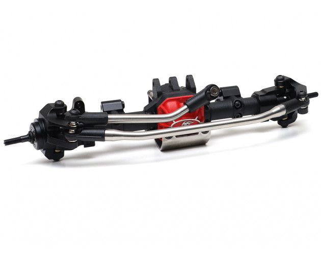 Complete Front Assembled AR44 PHAT™ Axle w/ BADASS Universal Shafts [RECON G6 The Fix Certified]