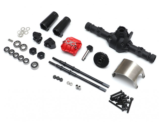 Complete Rear Assembled AR44 PHAT™ Axle w/ BADASS Rear Shafts [RECON G6 The Fix Certified]