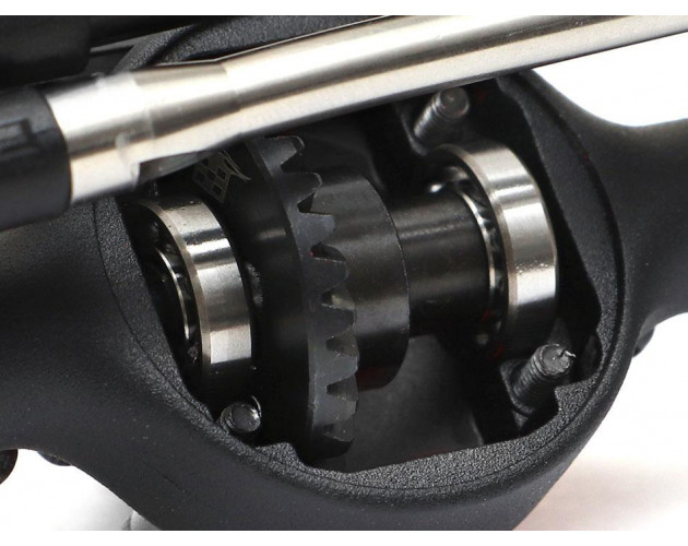 Complete Front Assembled BRX70 PHAT Axle Set w/ AR44 HD Gears