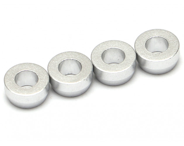 3x6x3 mm Tapper Spacer (4)