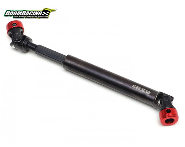 Complete BADASS™ HD Steel Center Drive Shaft Set for Enduro (2) [Recon G6 Certified]