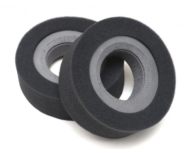 1.9 Dual Stage Open (Soft) / Closed (Medium) Cell Foam Insert for 4.75in (120mm) RC Crawler Tires (2)
