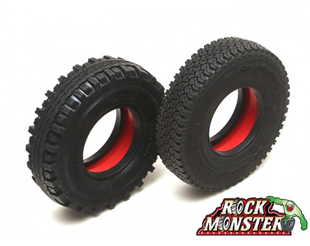 Rock Monster RED Silicone Tire Insert 3.5