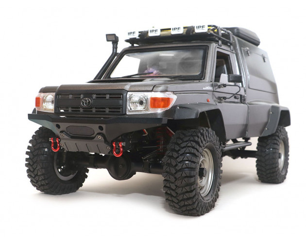 KUDU™ High Clearance Bumper Kit for BRX01 w/ LC70