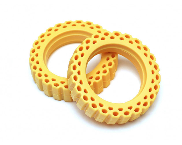 Rock Monster YELLOW Silicone Tire Insert 3.31