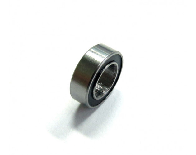 High Performance Rubber Sealed Ball Bearing 5x9x3mm 1Pc