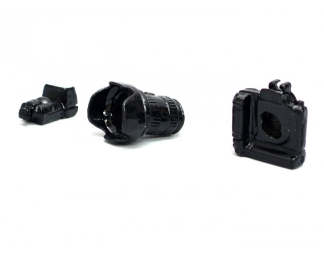 RC Scale Accessories - SLR Camera