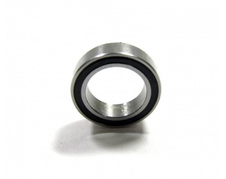 High Performance Rubber Sealed Ball Bearing 10x15x4mm 1Pc