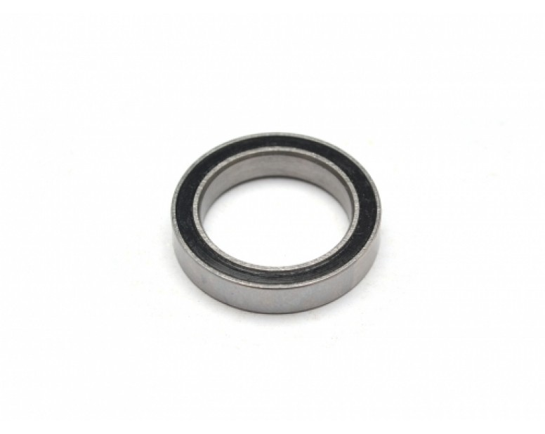 High Performance Rubber Sealed Bearing 15x21x4mm 1Pc