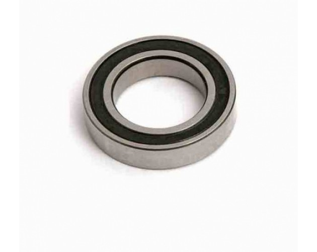 High Performance Rubber Sealed Ball Bearing 20x27x4mm 1Pc