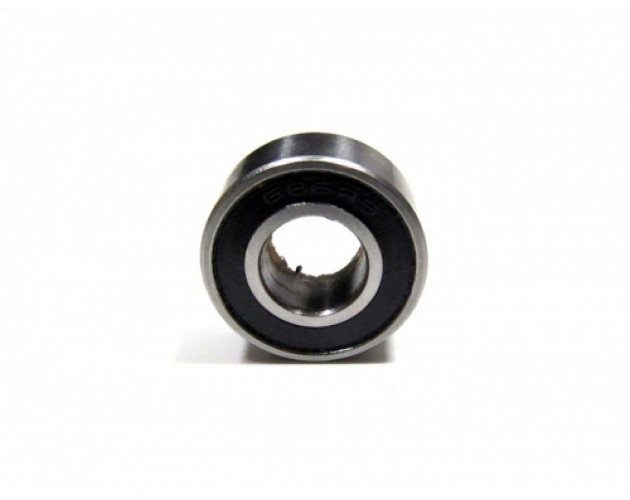 High Performance Rubber Sealed Ball Bearing 6x13x5mm (1 Piece)