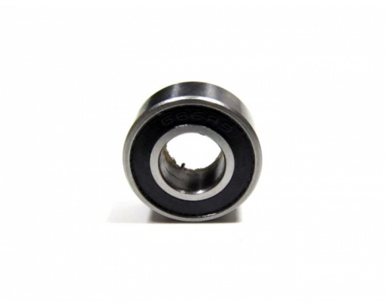High Performance Rubber Sealed Bearing 6x13x5mm (1 Piece)