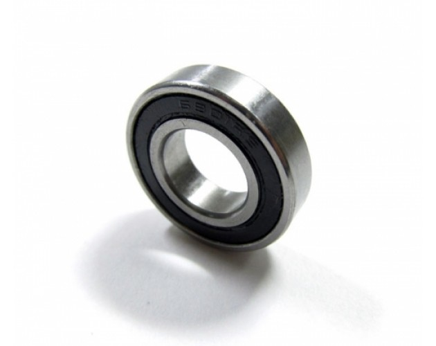 High Performance Ball Bearing Rubber Sealed 12x24x6mm 1Pc