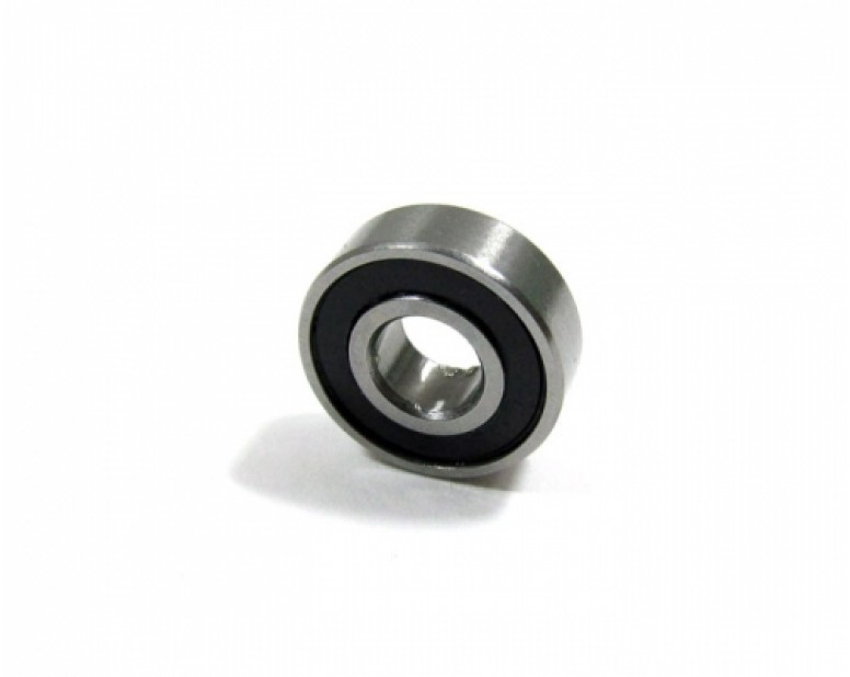 High Performance Ball Bearing Rubber Sealed 6x15x5mm 1Pc