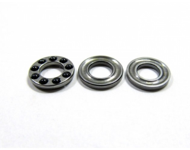 High Performance Thrust Ball Bearing 5x10x4mm 1Pc