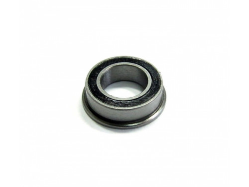Competition Ceramic Flanged Ball Bearing Rubber Sealed 6x10x3mm 1Pc
