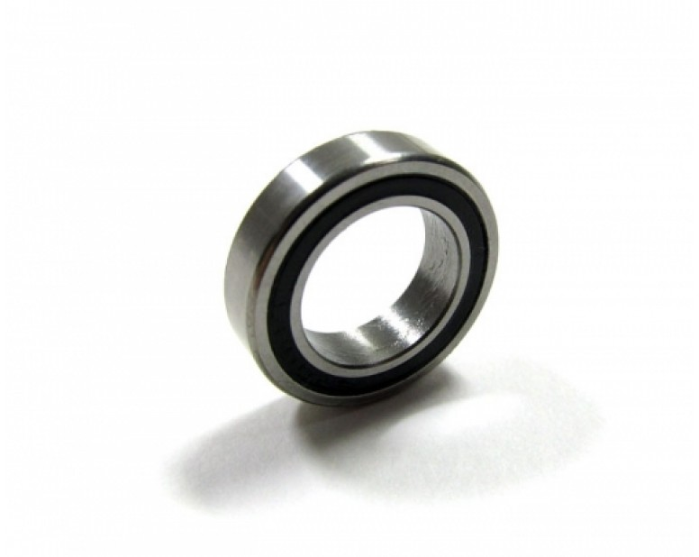 High Performance Rubber Sealed Ball Bearing 10x16x4mm 1Pc