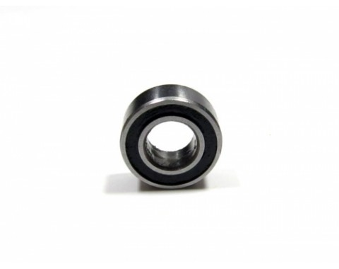 High Performance Rubber Sealed Bearing 5x10x4mm (1 Piece)
