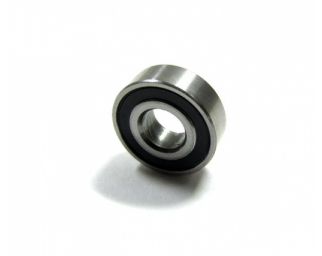 High Performance Rubber Sealed Ball Bearing 5x12x4mm 1Pc