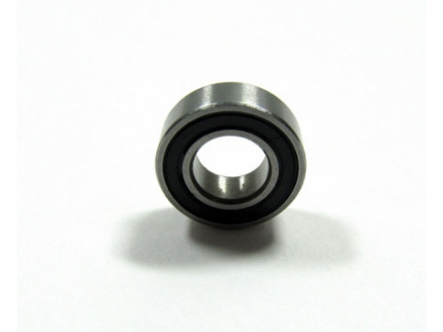 High Performance Rubber Sealed Ball Bearing 6x12x4mm 1Pc