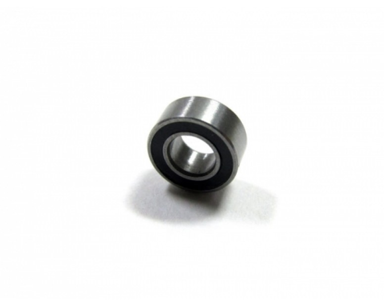 High Performance Ball Bearing Rubber Sealed 1/8 x 1/4 x 7/64 1Pc