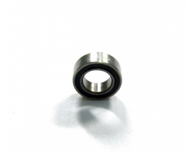 High Performance Rubber Sealed Ball Bearing 5/32 x 5/16 x 1/8 1Pc