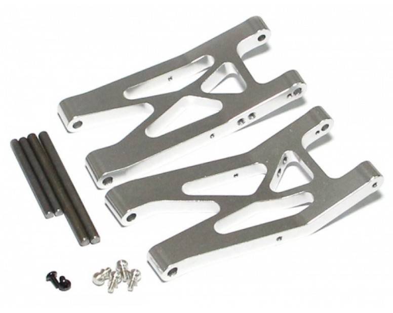 Aluminum Rear Arm Silver