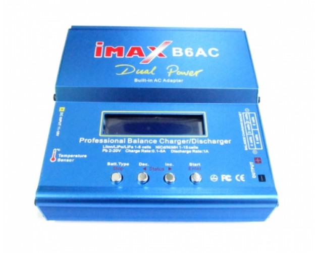 Professional Balance Charger / Discharger for NiCd / NiMh / LiPo