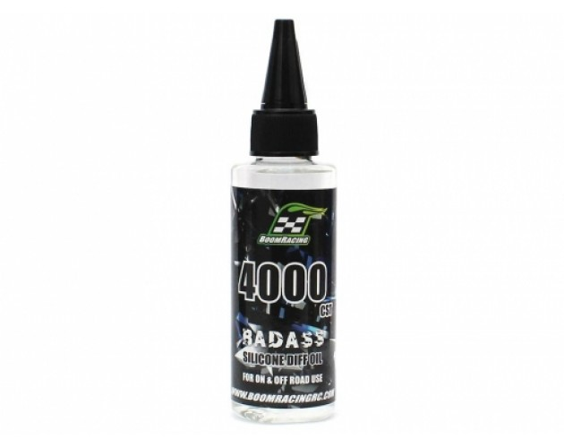 BADASS Differential Gear Oil 4000 cst 60ml