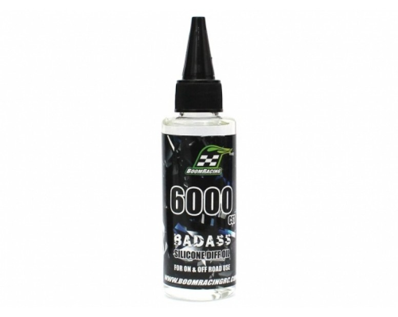 BADASS Differential Gear Oil 6000 cst 60ml