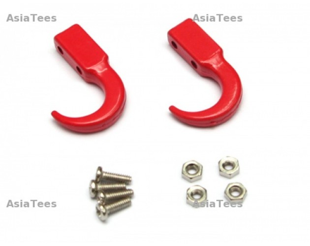 1/10 Scale RC Aluminum Winch Hook Type A