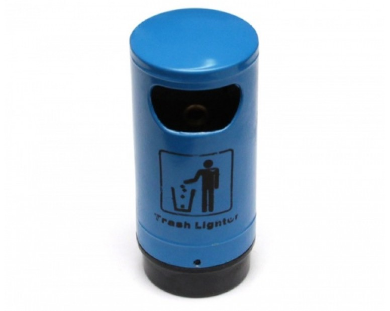 RC Scale Accessories - Trash Bin 1pcs Blue
