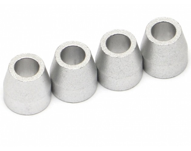 3x6x6 mm Tapper Spacer (4)