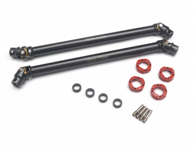 Voodoo™ CVD Center Drive Shafts 145MM-158MM
