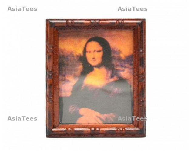 RC Scale Accessories - Mona Lisa Frame