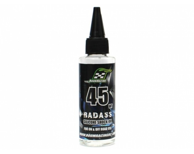 BADASS Silicone Shock Oil 45wt 60ml