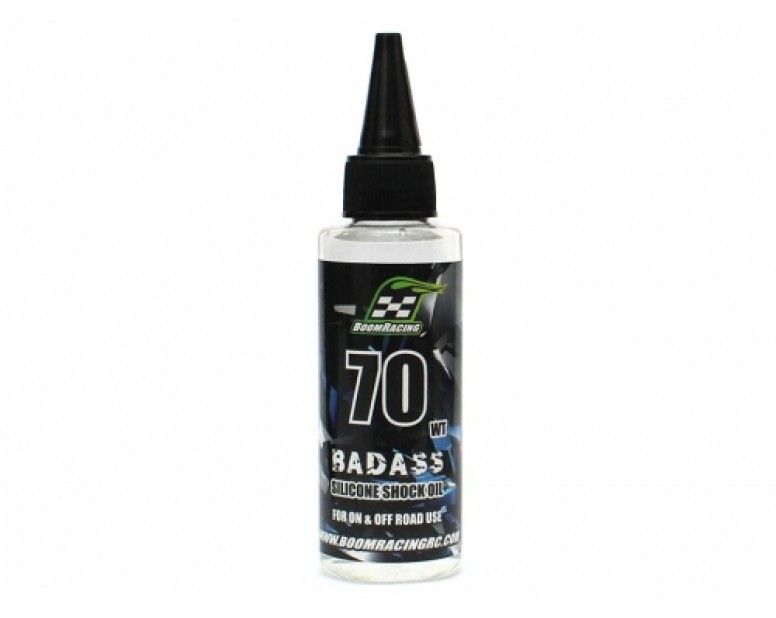 BADASS Silicone Shock Oil 70wt 60ml