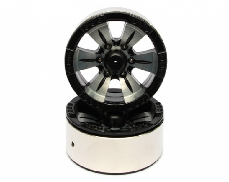 EVO™ 1.9 High Mass Beadlock Aluminum Wheels Fan - 6 (2)