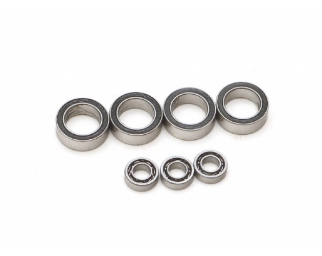 High Performance Full Ball Bearings Set (7 Total)